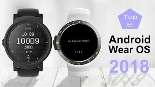 Best Smartwatch to Buy 2018: Best Android Wear OS