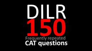 150 high frequency DI questions CAT 2017 with download link