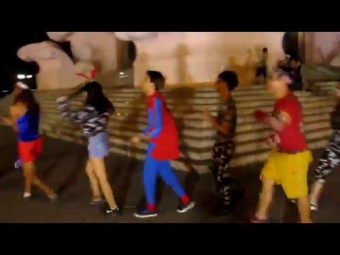 Spiderman vs Hậu duệ mặt trời nhảy bựa theo phong cách Thái Lan