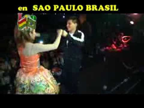Yarita Lizeth Tu y Yo ((en vivo Sao Paulo Brasil)) 3ra llegada  PROMOCIONES ORURO