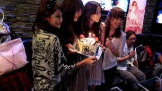 Jancy Wong Brithday Party ~ A