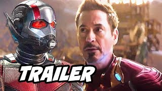 Ant-Man and The Wasp Trailer and Avengers Infinity War Deleted Scenes Explained