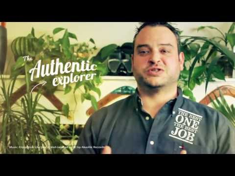 Adrian Fernandez - The Best Jobs in the World / Wildlife Caretaker
