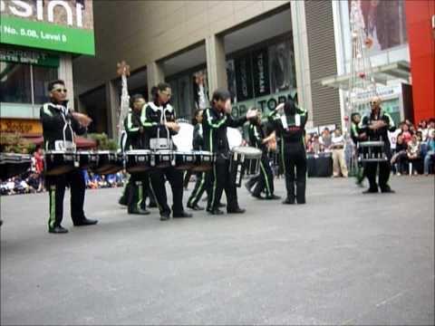 KLWMBC 2010 Drum Battle : Batteryheadz Percussions vs UITM Shah Alam