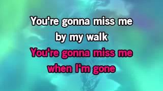 download lagu Cups You're Gonna Miss Me When I'm Gone Karaoke, gratis