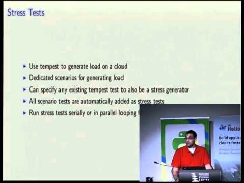 Image from Tempest: OpenStack Integrated Testing by Matthew Treinish (HP)