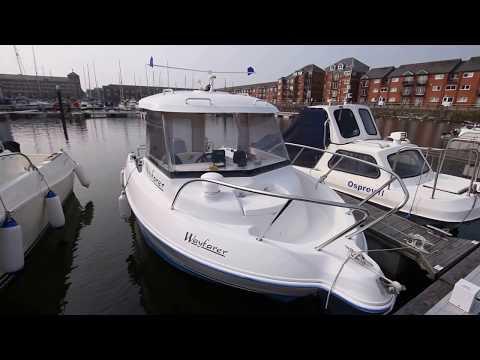 Quicksilver 500 for sale by Network Yachts