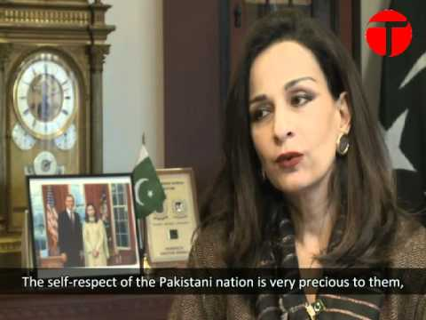Sherry Rehman hopeful of improvement in Pak-US ties