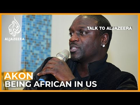 Akon: 'America was never built for black people'