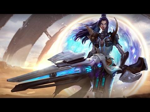 League of Legends Official Pulsefire Caitlyn Skin Trailer