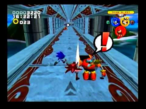 PSM2 Magazine #47 - Sonic Heroes Review