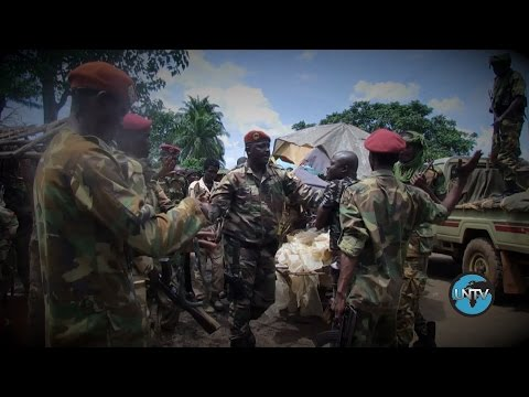 Central African Republic: The Search For Reconciliation