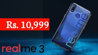 Realme 3 First Look with Helio P70|Specification,Price & Launch date in India|Note 7 Killer.
