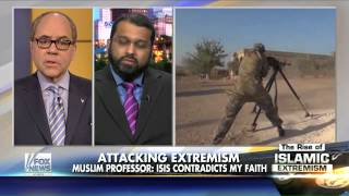 "Fox News with Dr. Yasir Qadhi | ""Tennessee professor gets death threats from ISIS"""