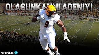 Most Underrated DE in the Draft - Olasunkanmi Adeniyi Official Toledo Highlights ᴴᴰ
