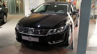 Volkswagen CC 2015 In Depth Review Interior Exterior