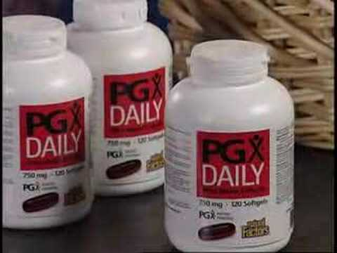 Natural Factors PGX Daily - Lifestyle Markets