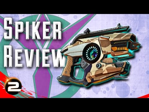 Spiker Review (silly new pistol for the Vanu Sovereignty) - PlanetSide 2