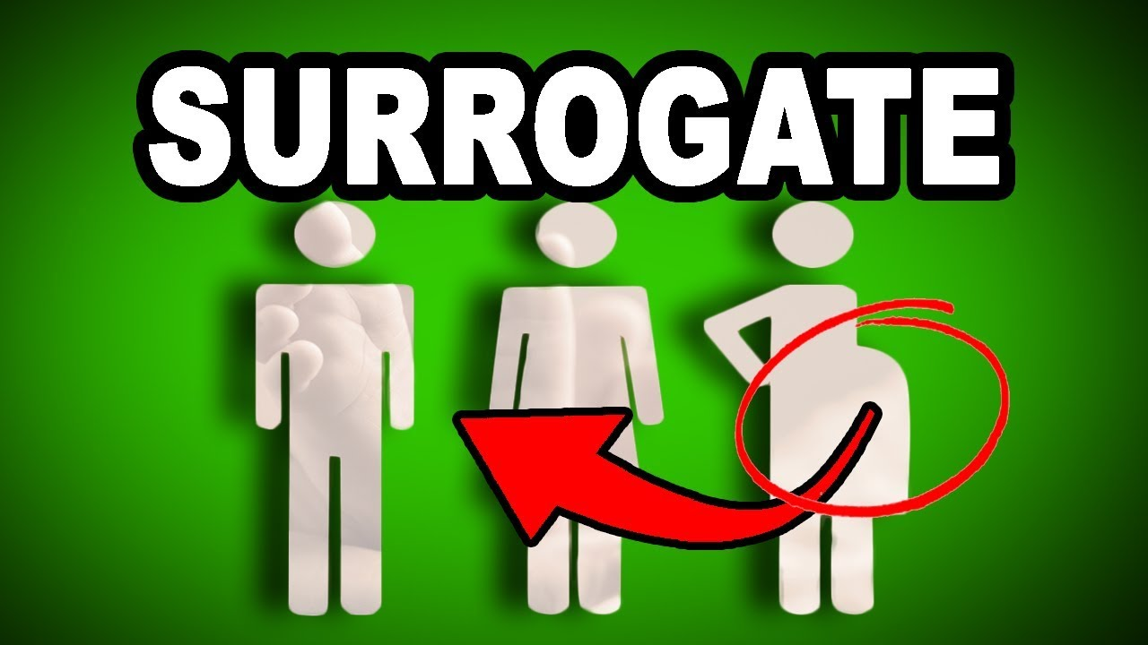 Surrogates meaning