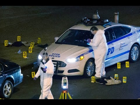 Two NYPD Police Officers Shot, Killed In Brooklyn