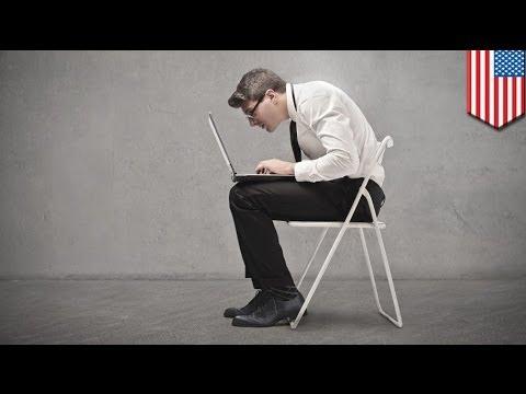 Health hazards of prolonged sitting