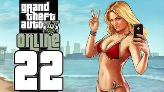Let's Play GTA V Online (GTA 5) - EP22 - Gimme Dat Money!