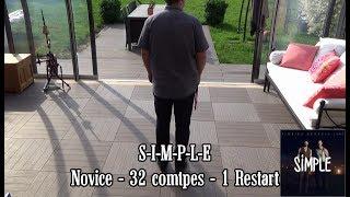 Download Lagu S-I-M-P-L-E ( simple ) - Country Line Dance Gratis STAFABAND
