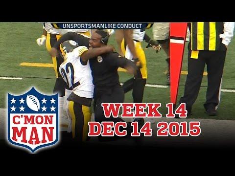 ESPN C'MON MAN! Week 14 - 12-14-15