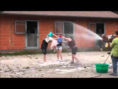 Cold Water Challenge 2014 Hof Klatte Benthullen