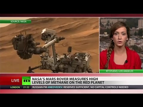 Did NASA's Mars rover just find proof of alien life?