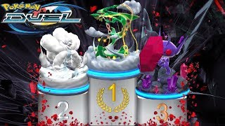 MY TOP 10 MEGA POKEMON PICKS!! | BEST MEGA EVOLUTIONS? | Pokemon Duel
