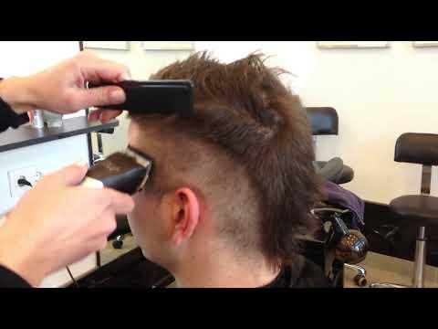 NEW Hair Cut Men Boys 2013 by Assyrian Top Stylist and Color Specialist Vivyan Hermuz.model ROBIN