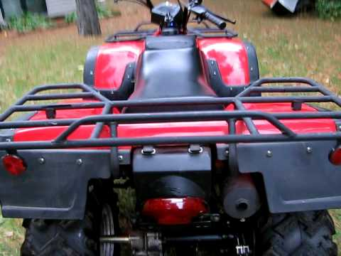 2006 Baja Motorsports 250cc Utility ATV (SOLD!)