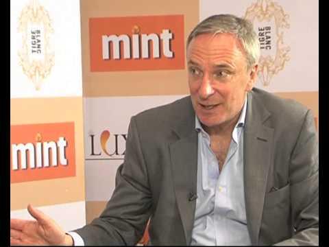 Mint Luxury Summit: Interview with Mark Henderson