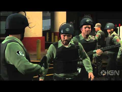 GTA 5 Walkthrough Part 57 - HEIST: The Big Score (Subtle) pt 01