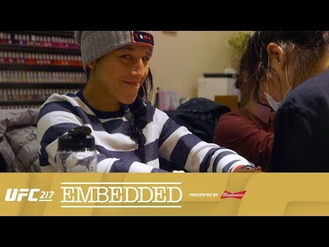 UFC 217 Embedded: Vlog Series - Episode 3
