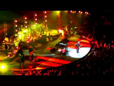We Didn't Start the FIre & Uptown Girl - BILLY JOEL, Toronto, March 9, 2014