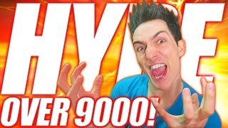 HYPE OVER 9000! | Super Mario Maker