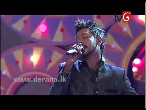 M.G. Dhanushka Singing Hindi Songs @ Derana Star City