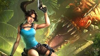 LARA CROFT RELIC RUN Launch