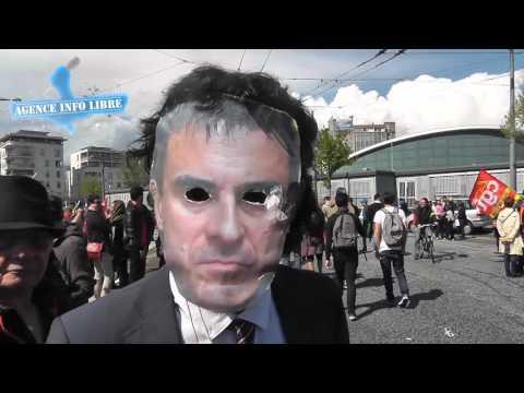 Que s'est-il vraiment passé lors de la venue de Manuel Valls à Vaulx-en-Velin (69) ?