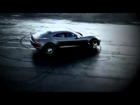 carjam fisker sexy car commercial 2011 tv ad get hot karma phev youtube