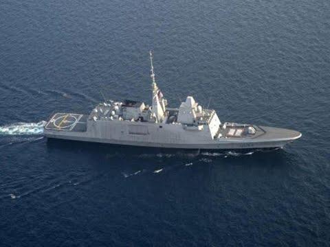 Стало известно о проблемах французских фрегатов при запуске крылатых ракет по Сирии