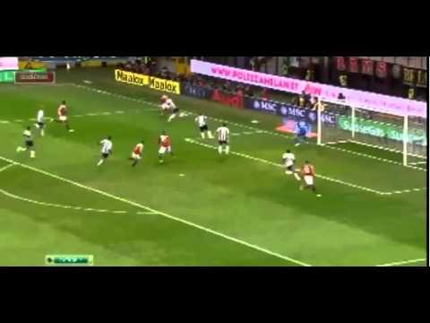 First Goal of Mario Balotelli! AC Milan 1 - 0 Udinese --- 3 Febbraio 2013