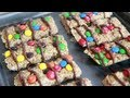 Homemade Granola Bars Recipe ~ No-Bake