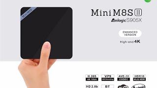 Android Tv Box Mini M8S-2