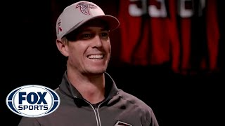 Matt Ryan hooked up to a polygraph....is he a liar? - #MANNINGHOUR