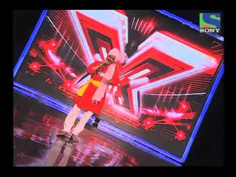X Factor India - Sharad Bhalerao singing Marathi folk Navri...