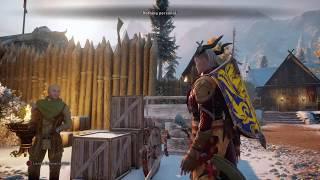 Dragon Age Inquisition: Qunari Racism part 1