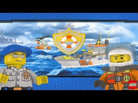LEGO® City Rapid Rescue - Universal - HD Gameplay Trailer